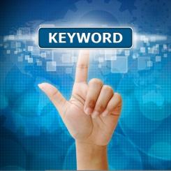 9.4 - Palavras-chave que contêm informações para o usuário