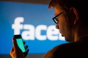 Классическая реклама на Facebook в правой колонке