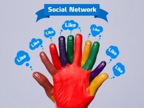 Facebook gesponserte Nachrichtenanzeigen